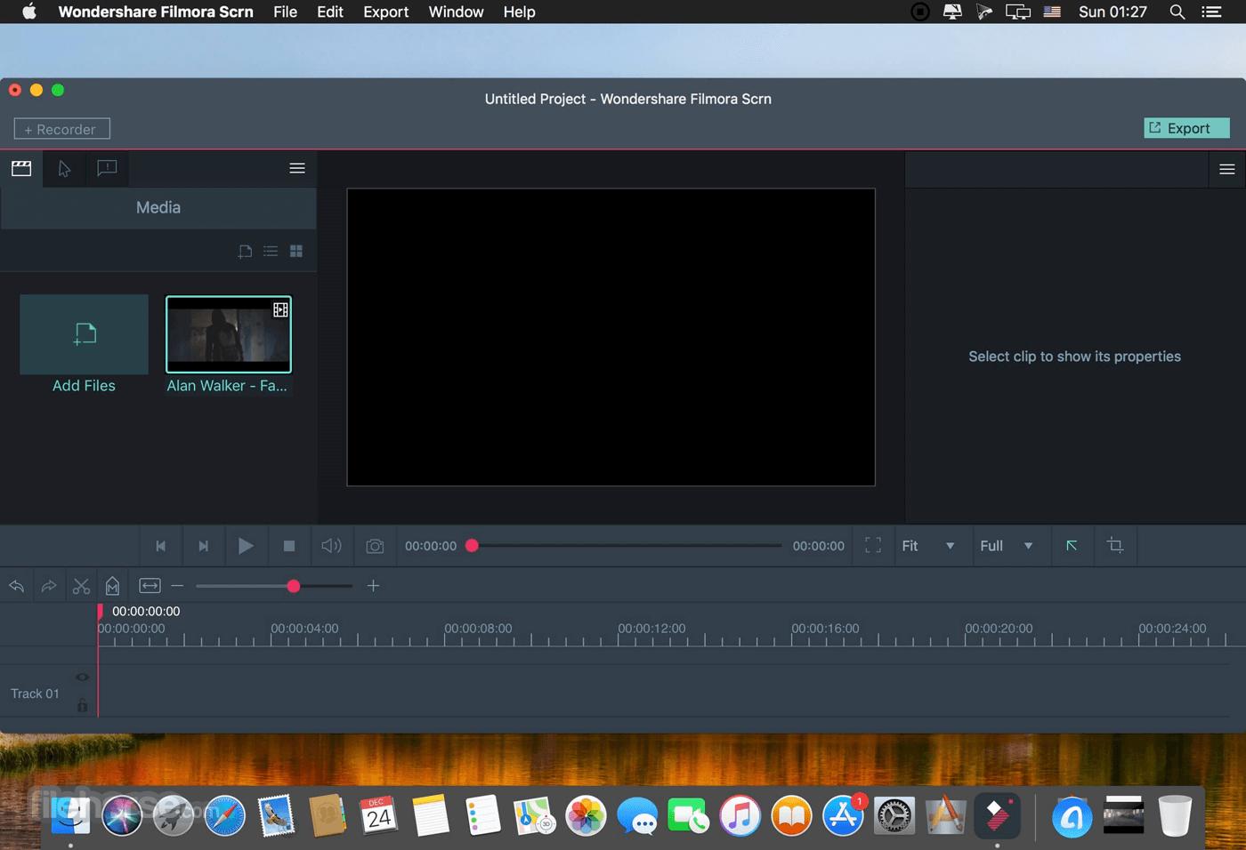 Filmora Scrn 2.0.1 Screenshot 3