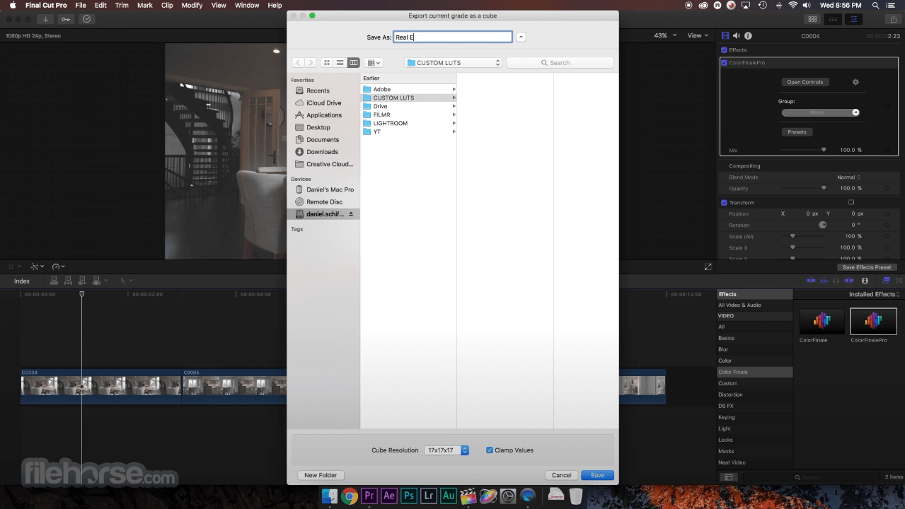 Final Cut Pro 10.6 Screenshot 3