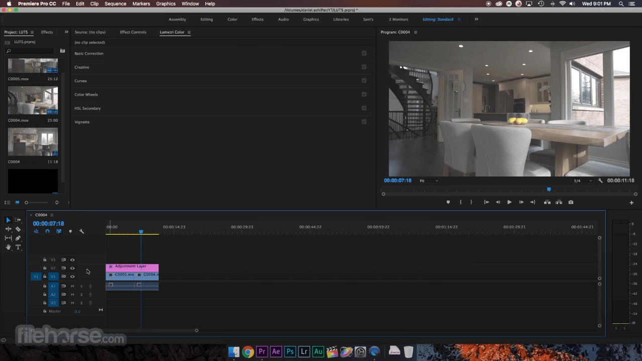 Final Cut Pro 10.6 Screenshot 5
