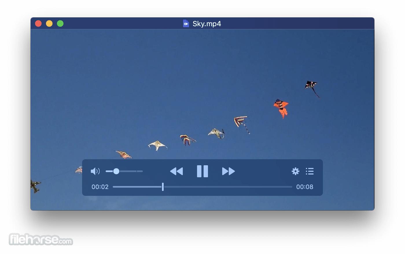 IINA 1.2.0 Screenshot 3