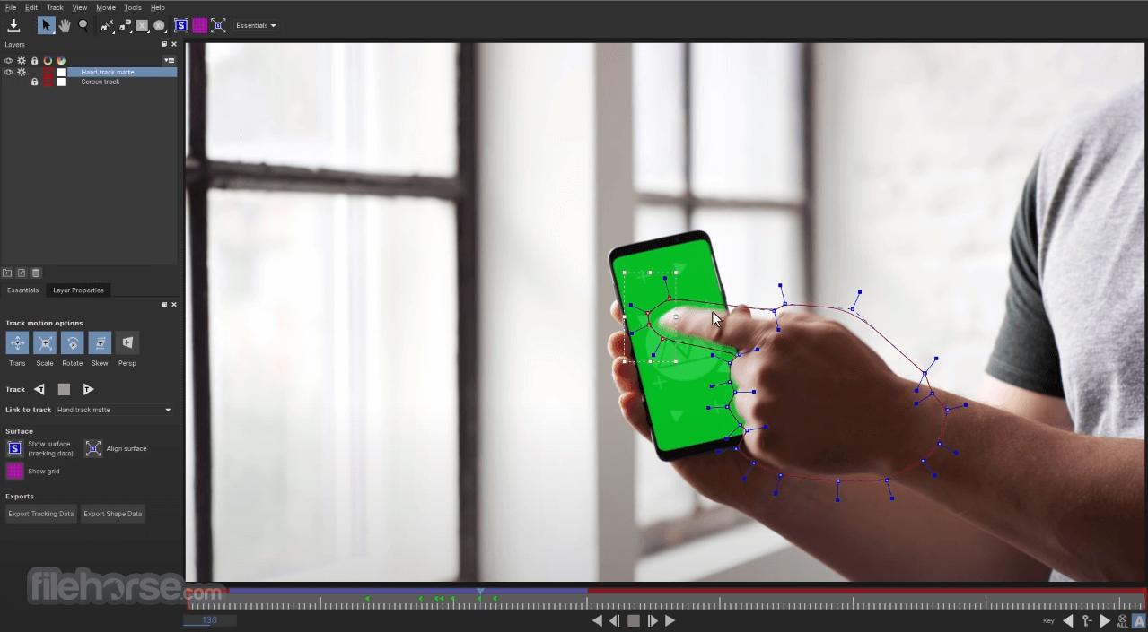 Mocha Pro 2020.5 7.5.1 Screenshot 3