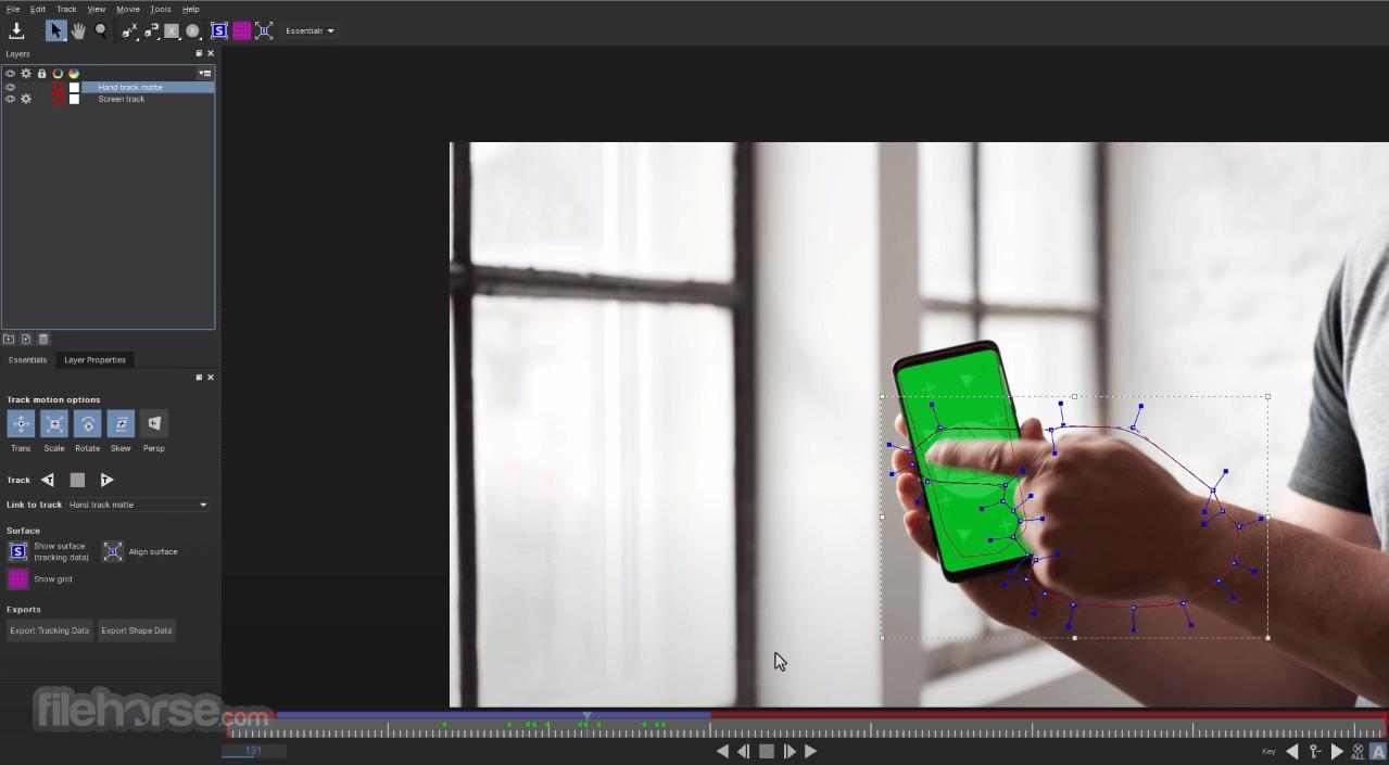 Mocha Pro 2020.5 7.5.1 Screenshot 4