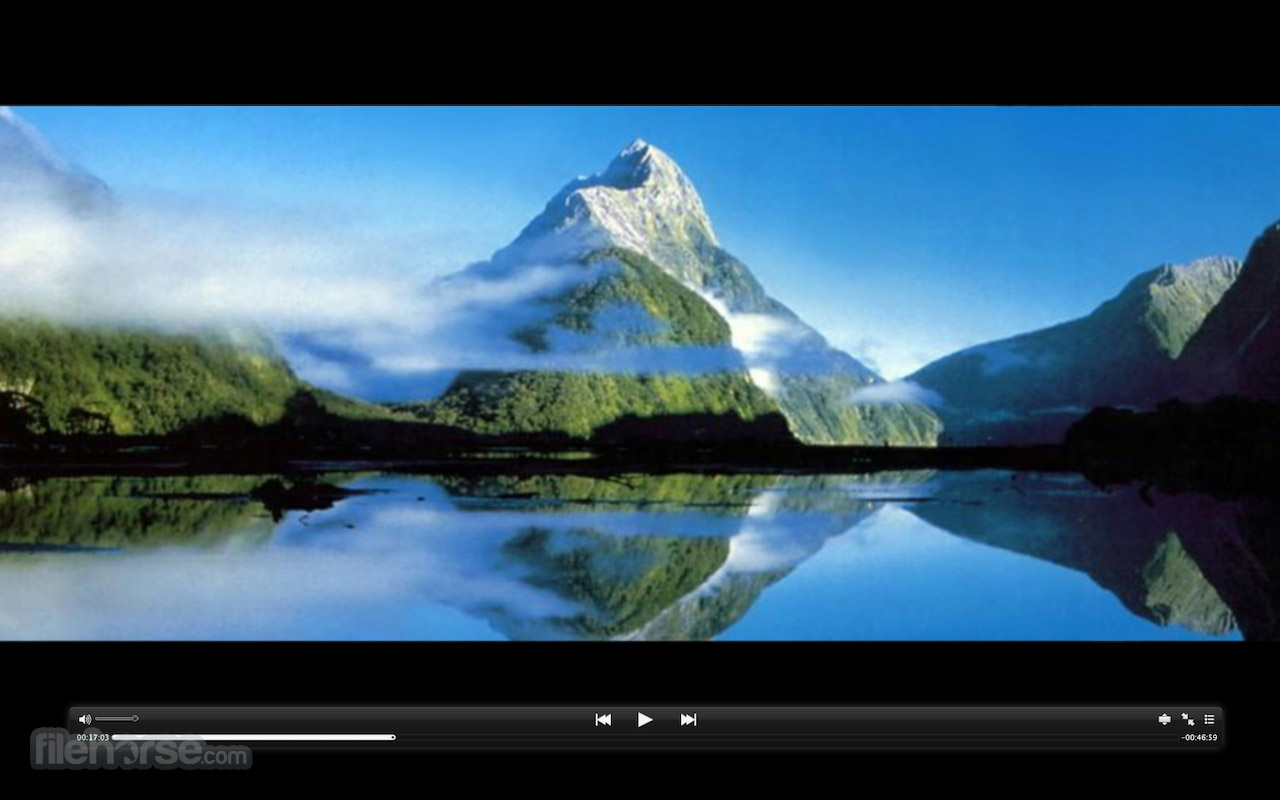 MPlayerX 1.0.20 Captura de Pantalla 1