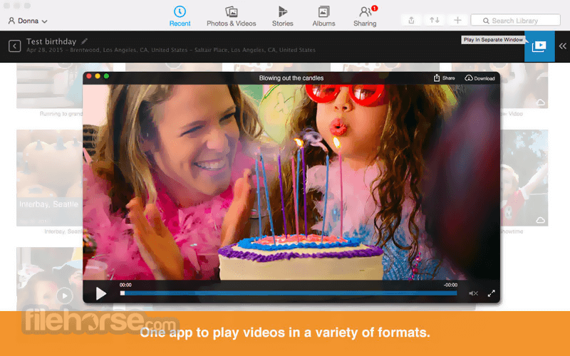 RealPlayer 11.0.1 Build 949 Screenshot 2