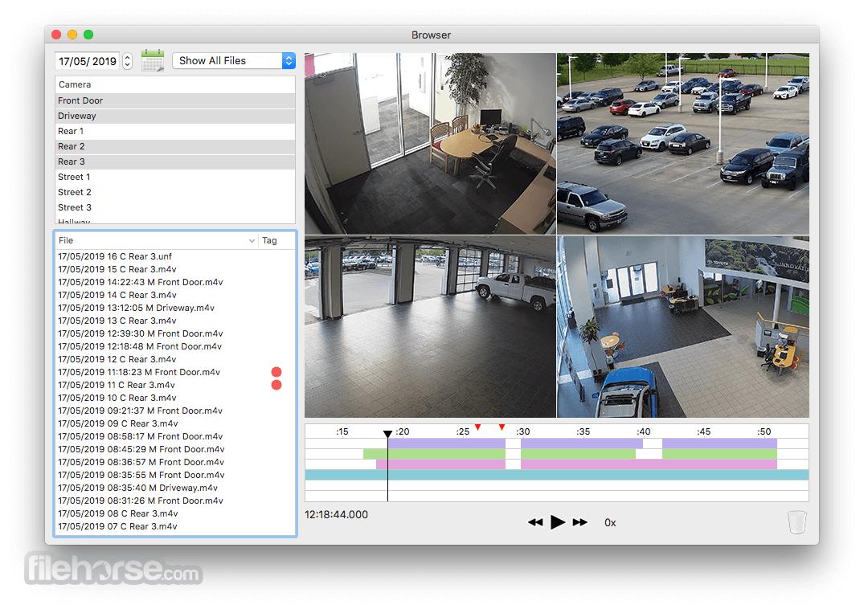 SecuritySpy 5.2.6 Screenshot 1