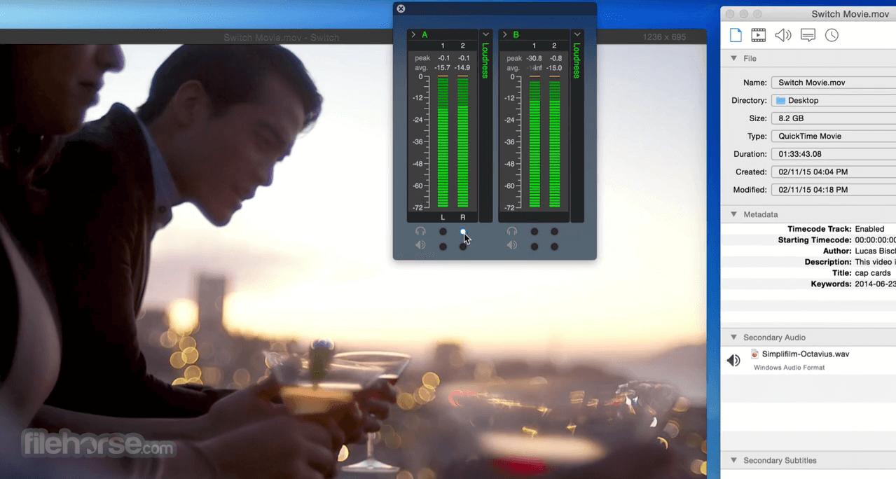 Switch 4.5.7 Screenshot 3