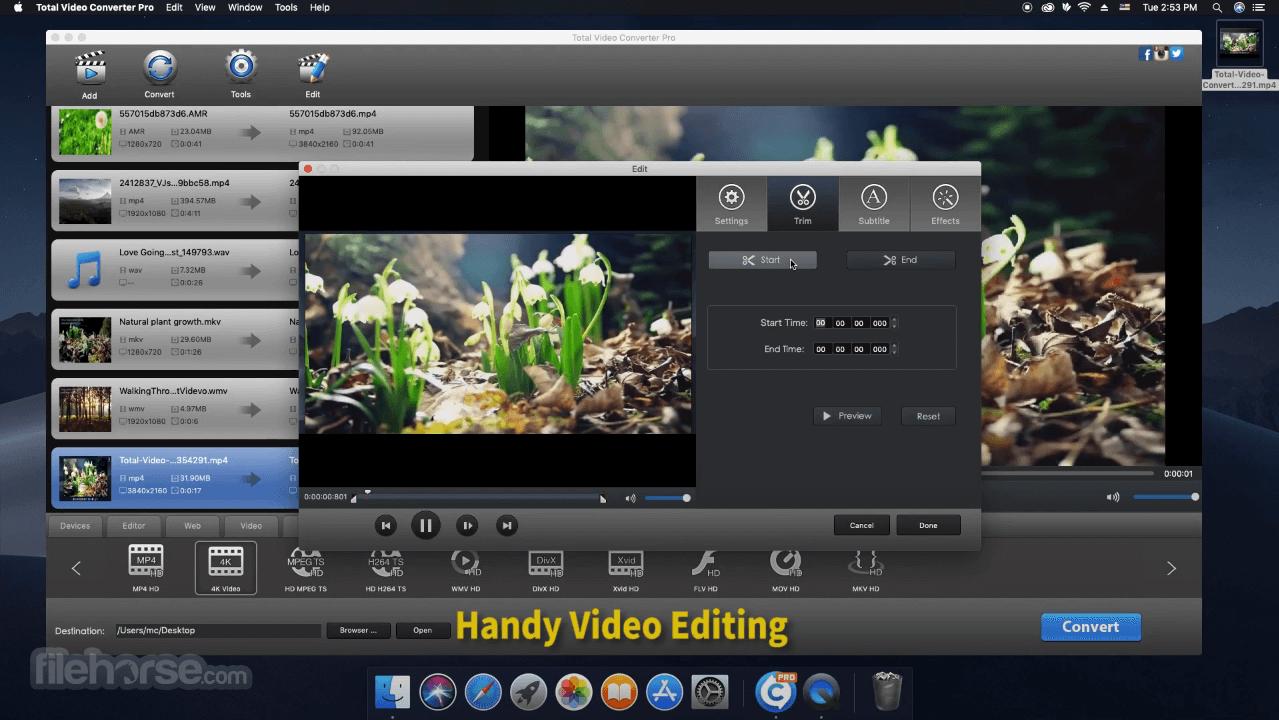 Total Video Converter 4.5.0 Screenshot 4