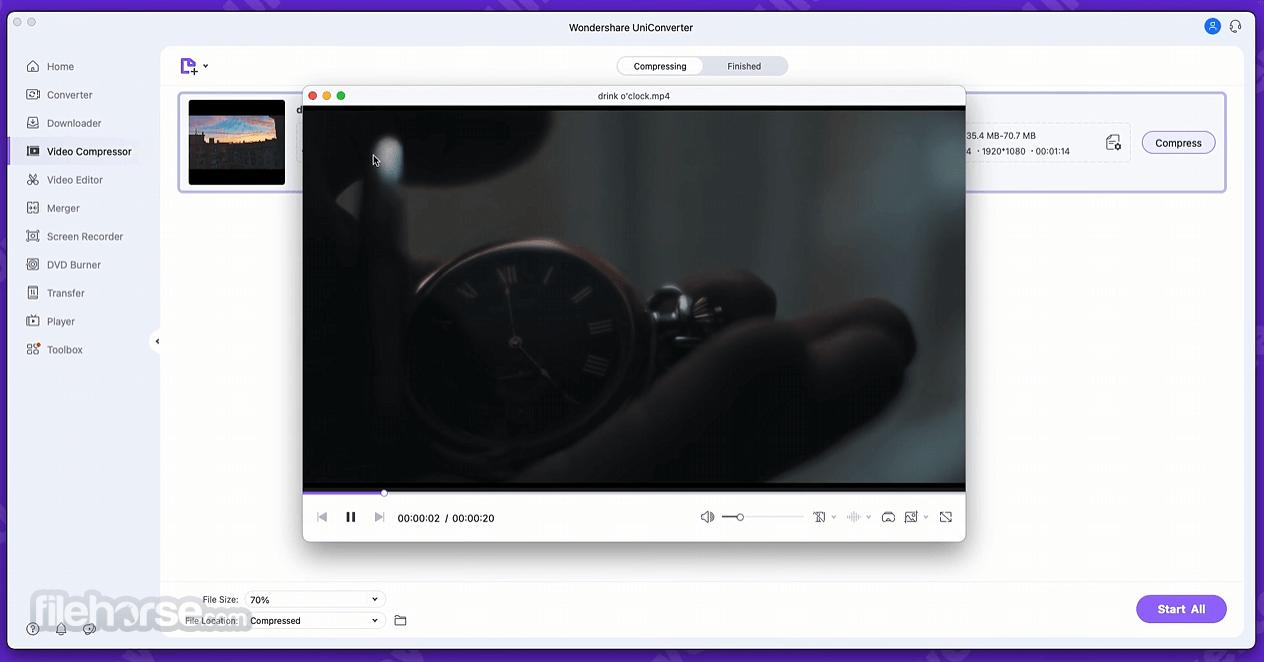 Wondershare UniConverter 13.0.3 Screenshot 3
