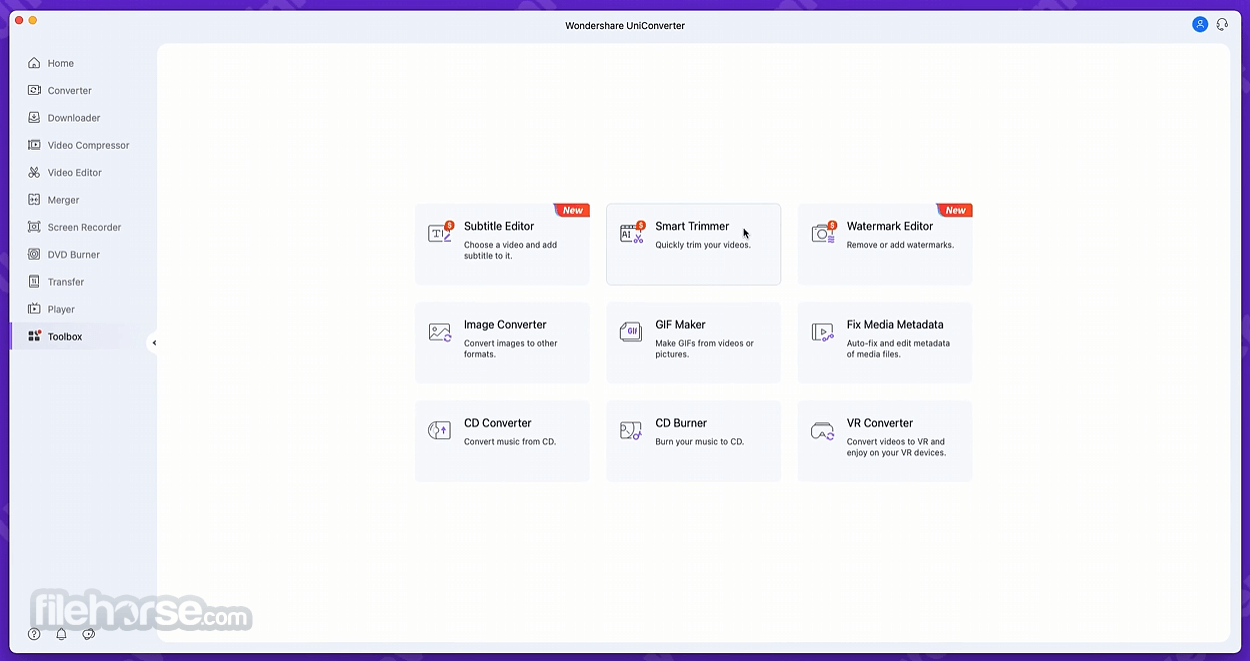 Wondershare UniConverter 13.0.3 Screenshot 4