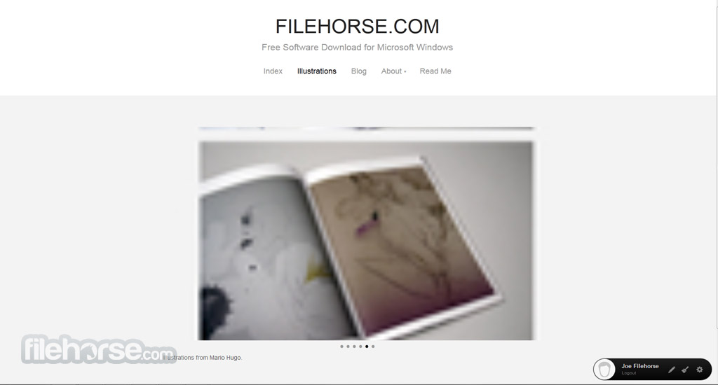 Squarespace Screenshot 3