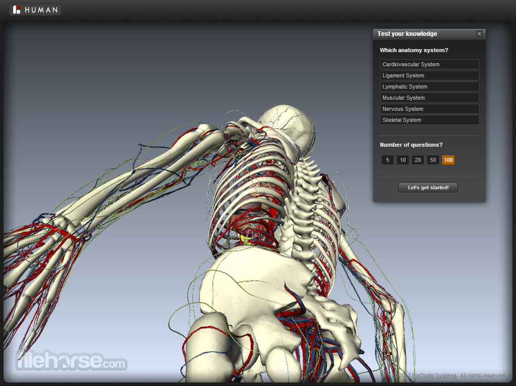 BioDigital Human Screenshot 5