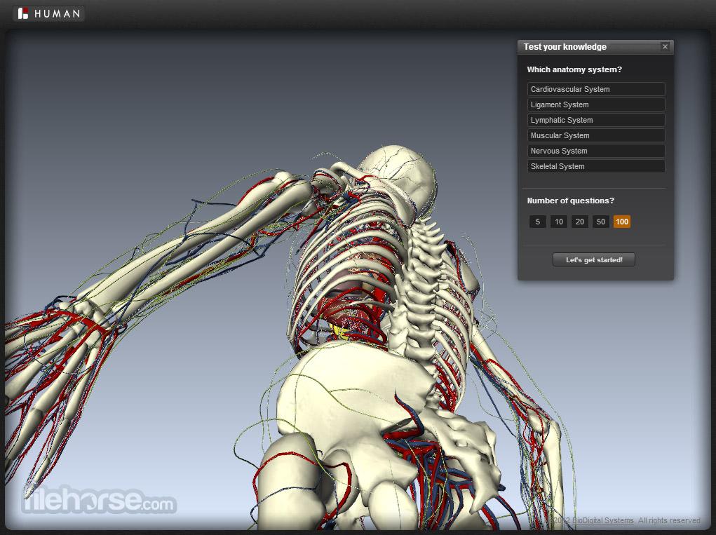 BioDigital Human Screenshot 5