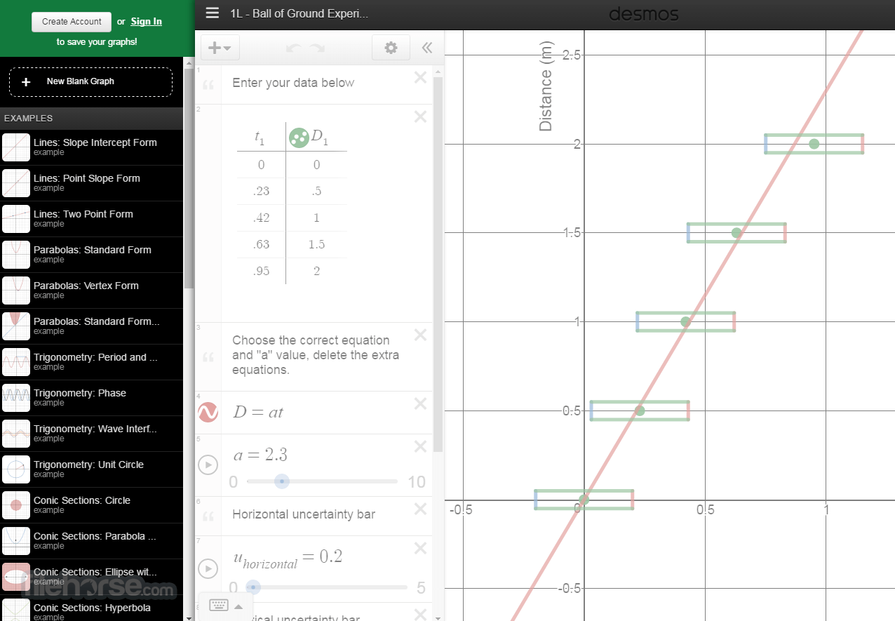 Desmos Screenshot 3