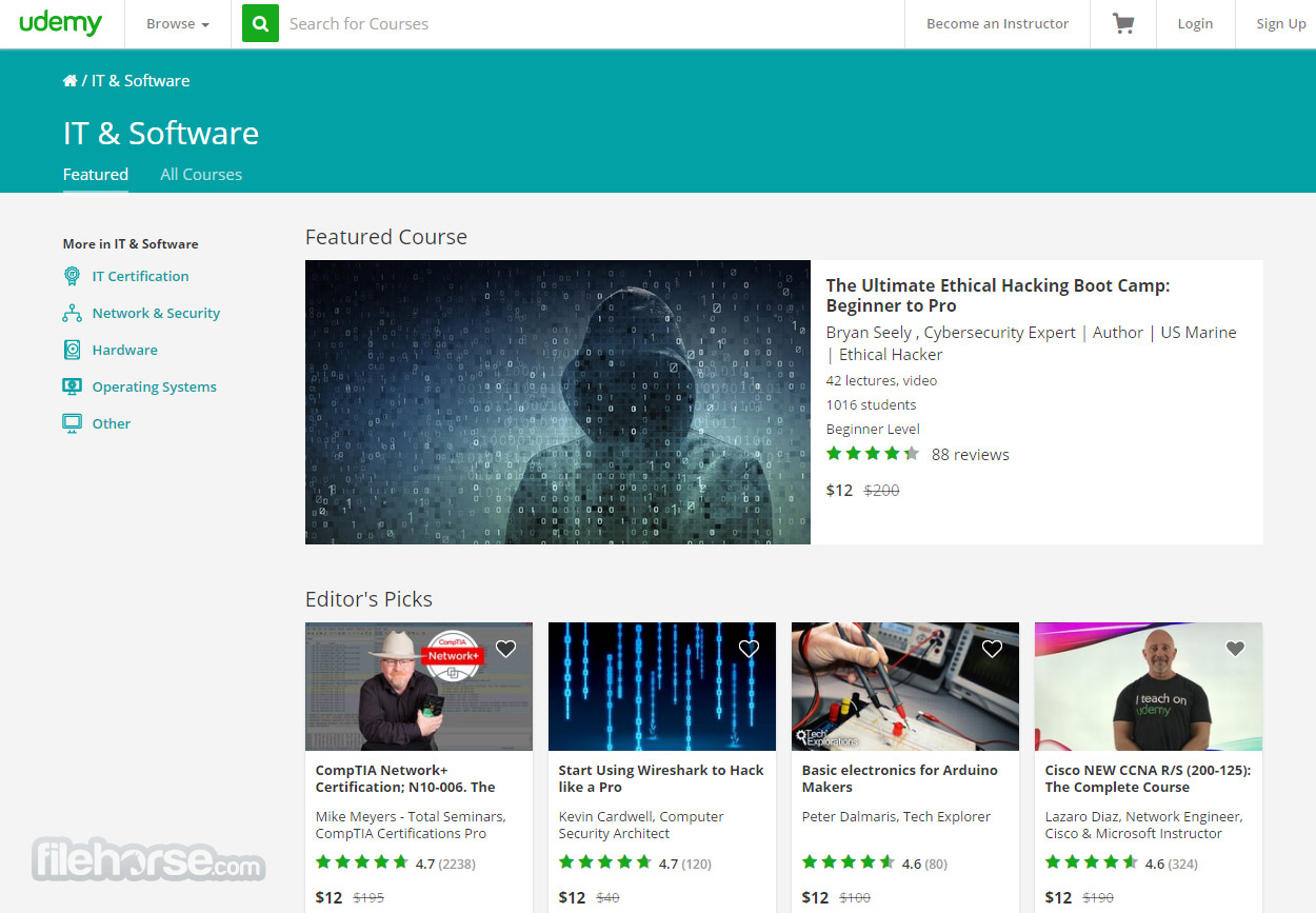 Udemy Captura de Pantalla 2
