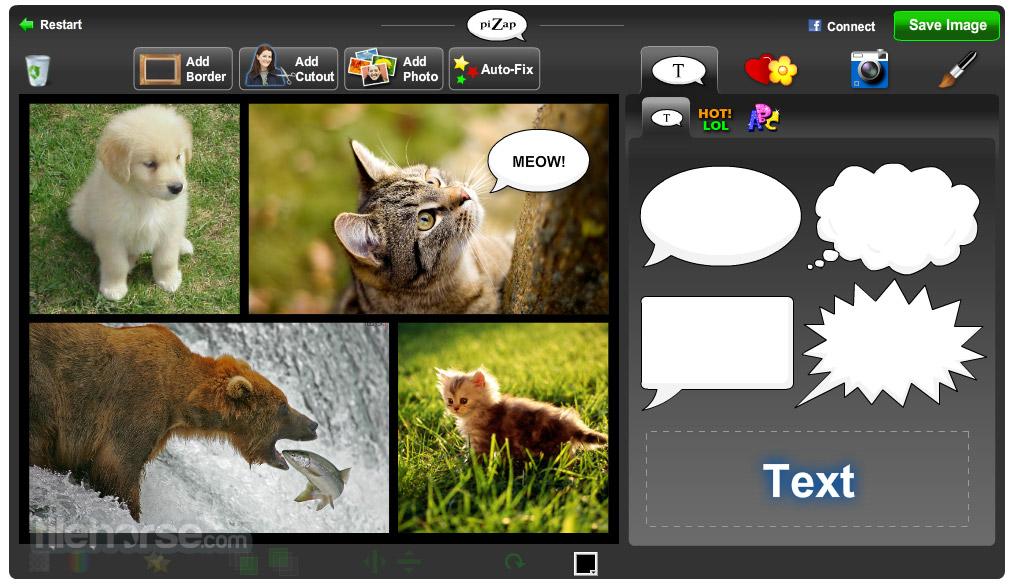 piZap Screenshot 3