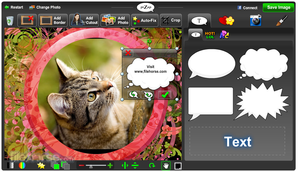 piZap Screenshot 4