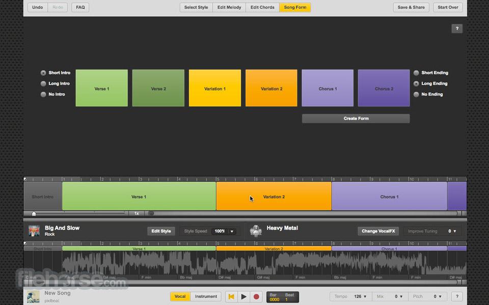 UJAM Studio Screenshot 3