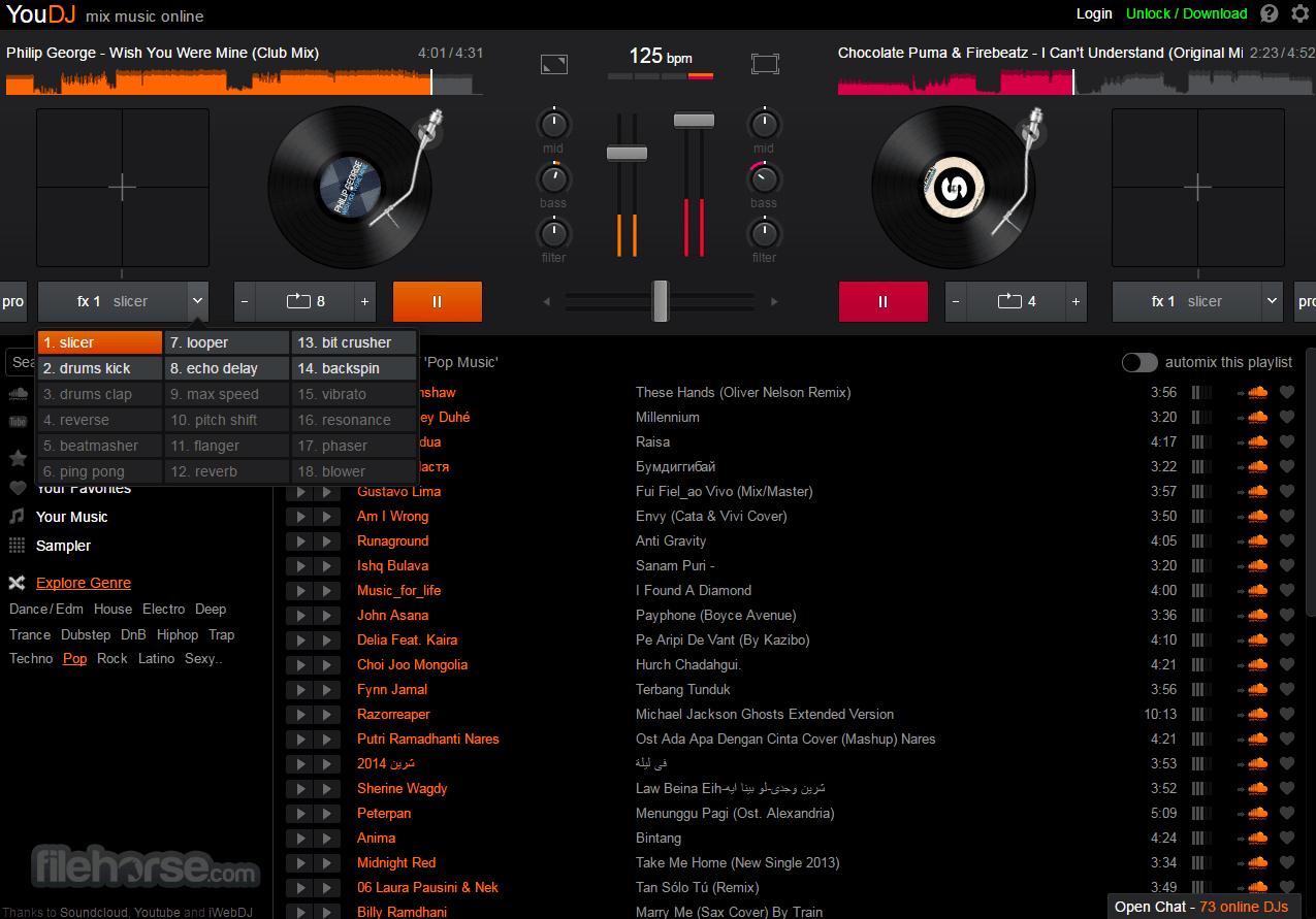 You.DJ Captura de Pantalla 3