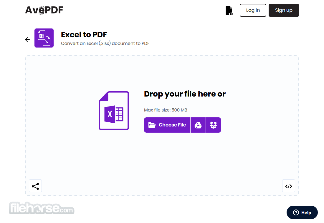 AvePDF Screenshot 5