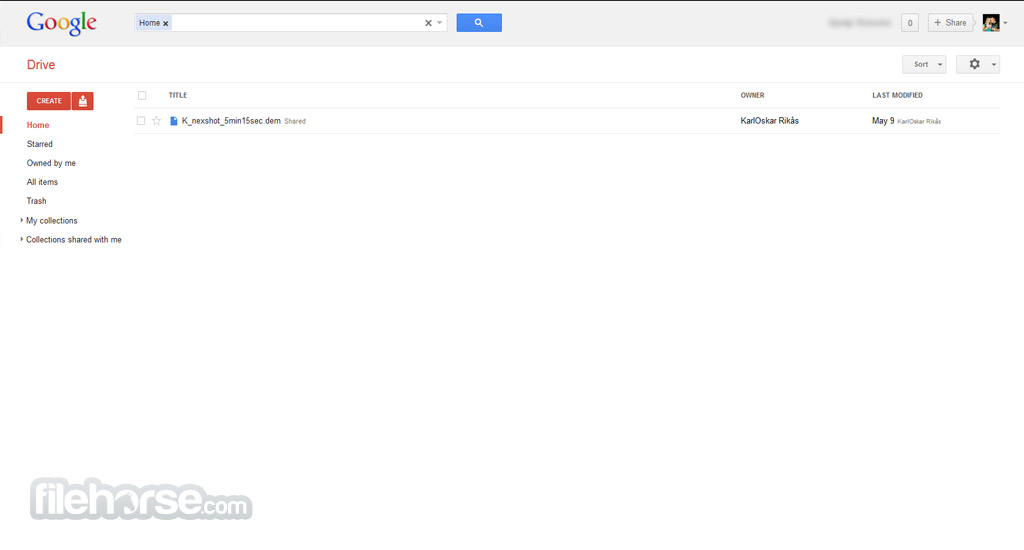 Google Docs Captura de Pantalla 1