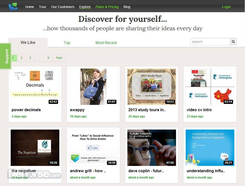 Present.me Screenshot 3