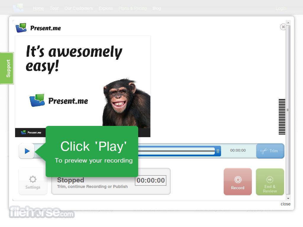 Present.me Screenshot 5