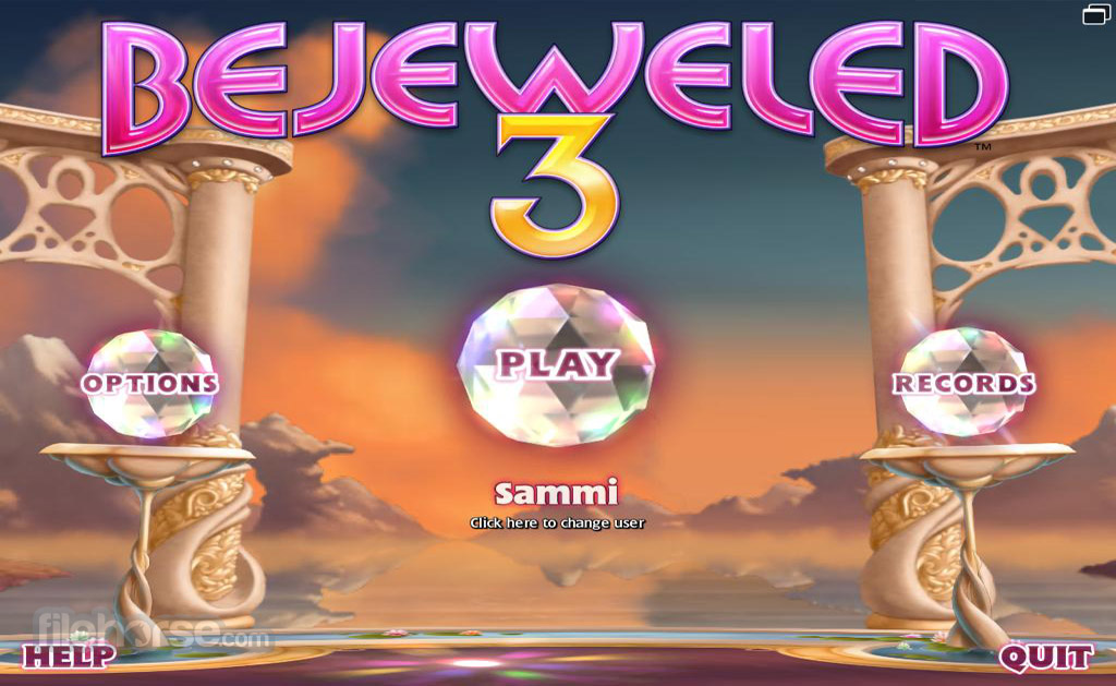 Bejeweled 3 Captura de Pantalla 1