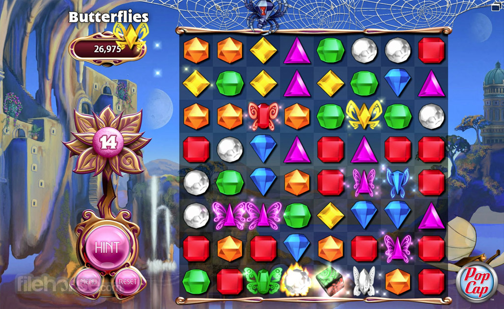 Bejeweled 3 Captura de Pantalla 3