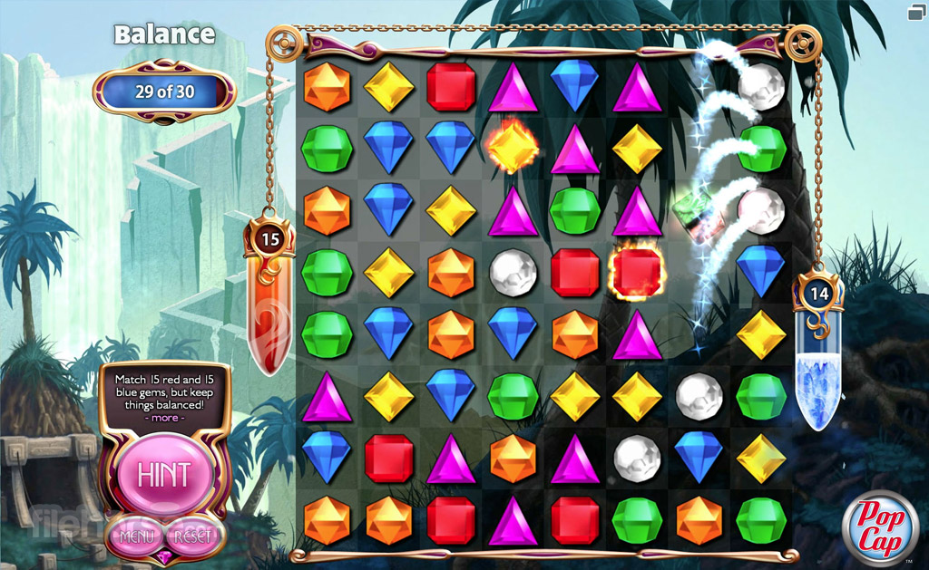 Bejeweled 3 Screenshot 4