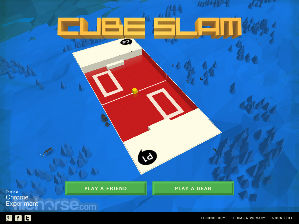 Cube Slam Captura de Pantalla 1