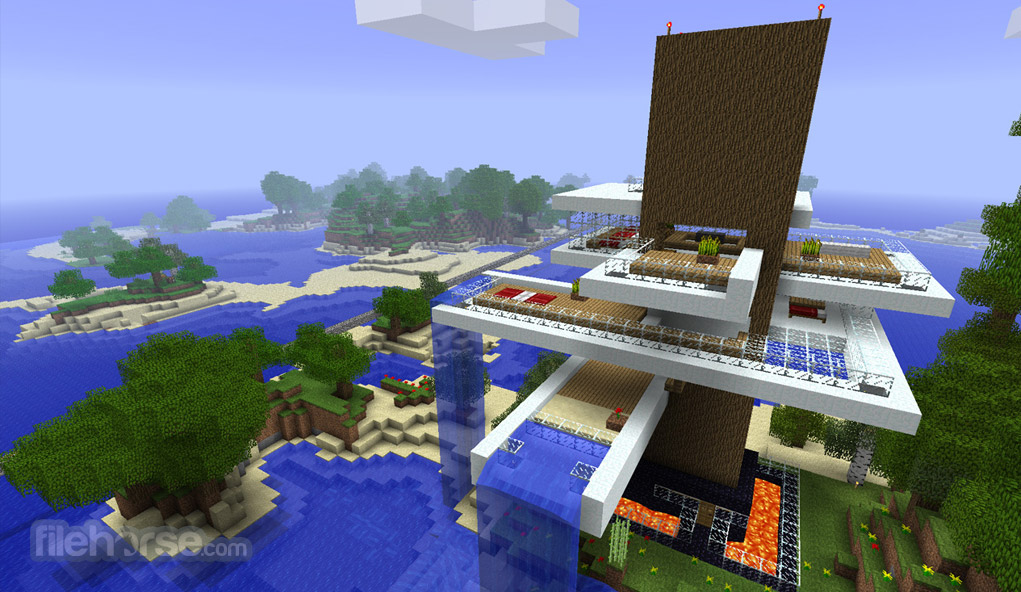 Minecraft Screenshot 4