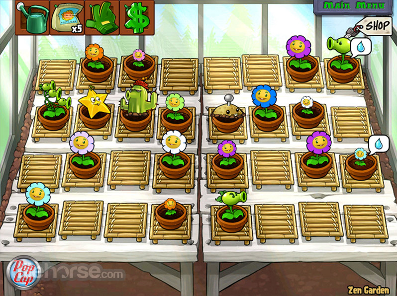 Plants vs Zombies Captura de Pantalla 3