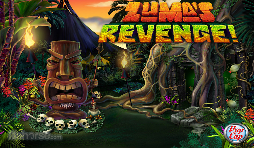 Zuma`s Revenge Screenshot 1