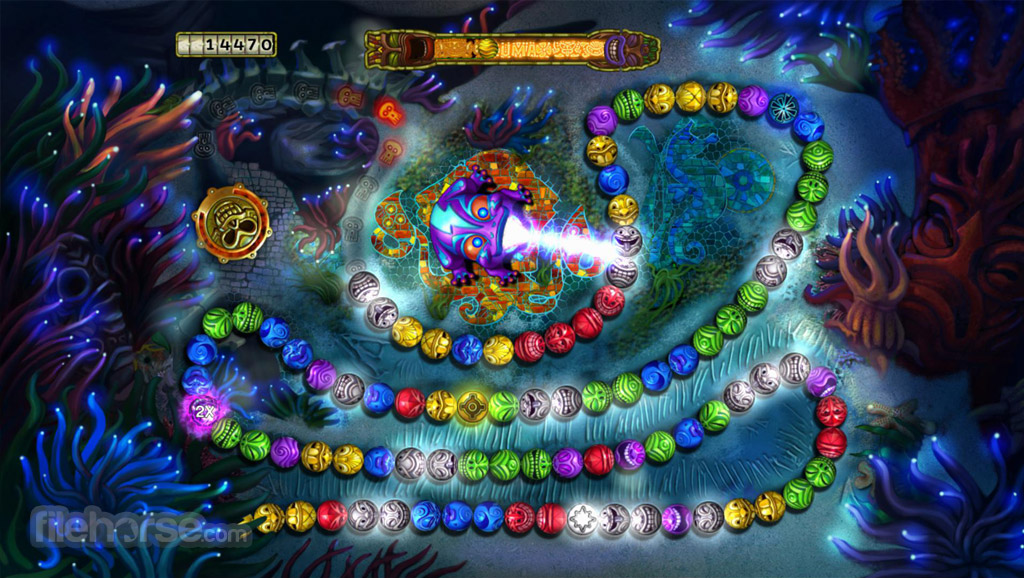 Zuma`s Revenge Screenshot 2
