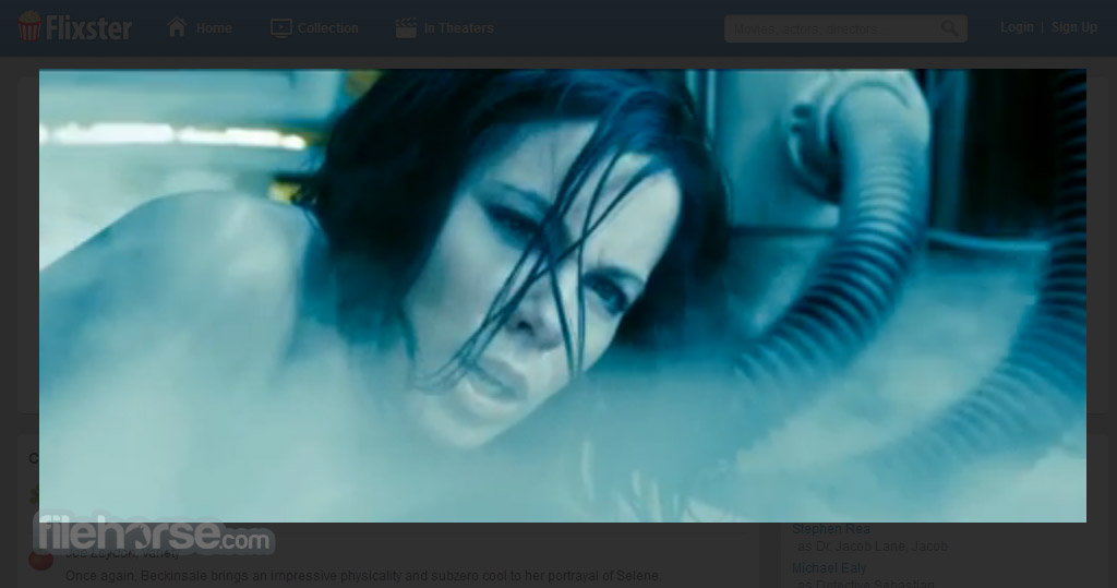 Flixster Screenshot 3