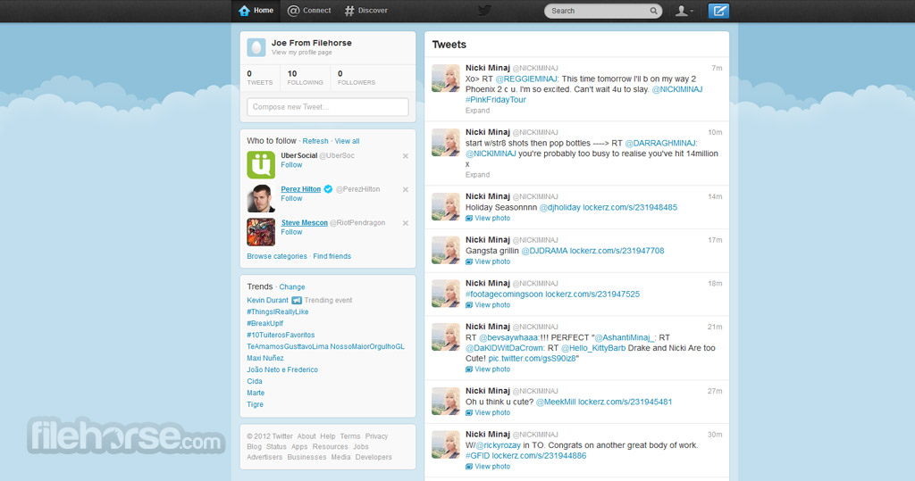 Twitter Screenshot 1