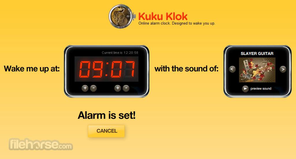 Kukuklok Screenshot 2