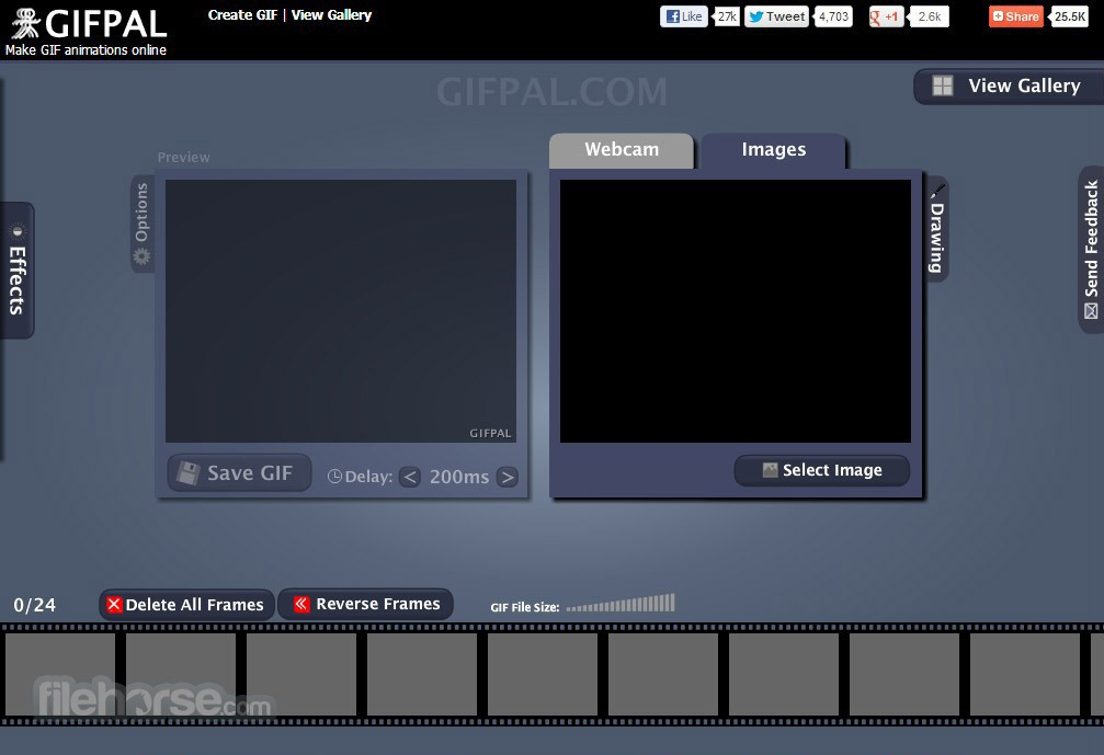 GIFPAL Captura de Pantalla 1
