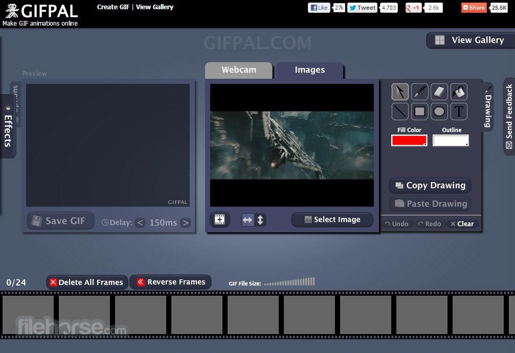GIFPAL Captura de Pantalla 2
