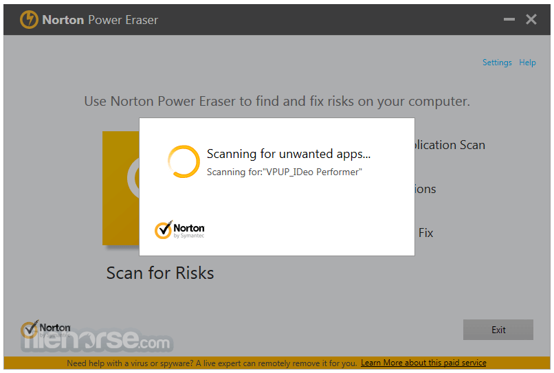 NORTON POWER ERASER GRATUIT TÉLÉCHARGER