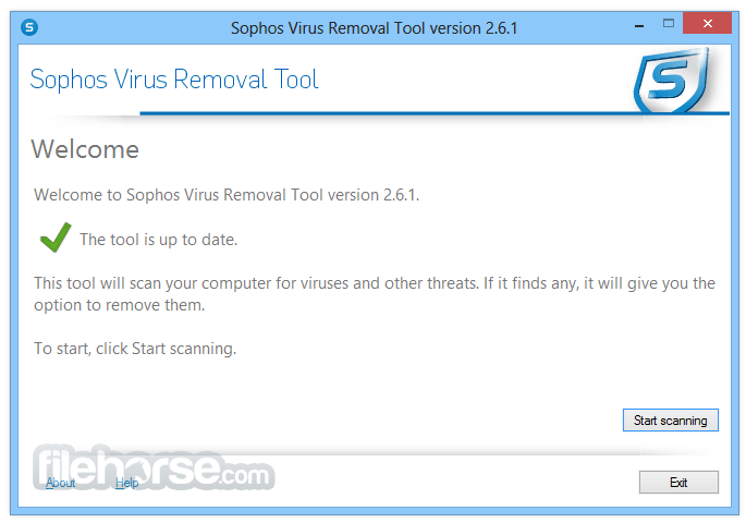 Sophos Virus Removal Tool Download (2019 Latest) for Windows