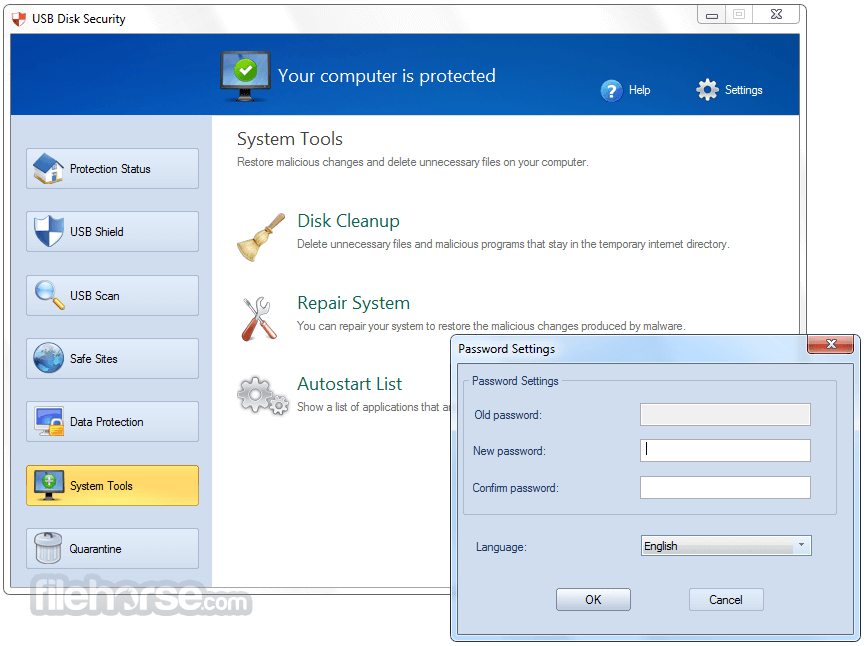 USB Disk Security 6.5.0.0 Screenshot 5