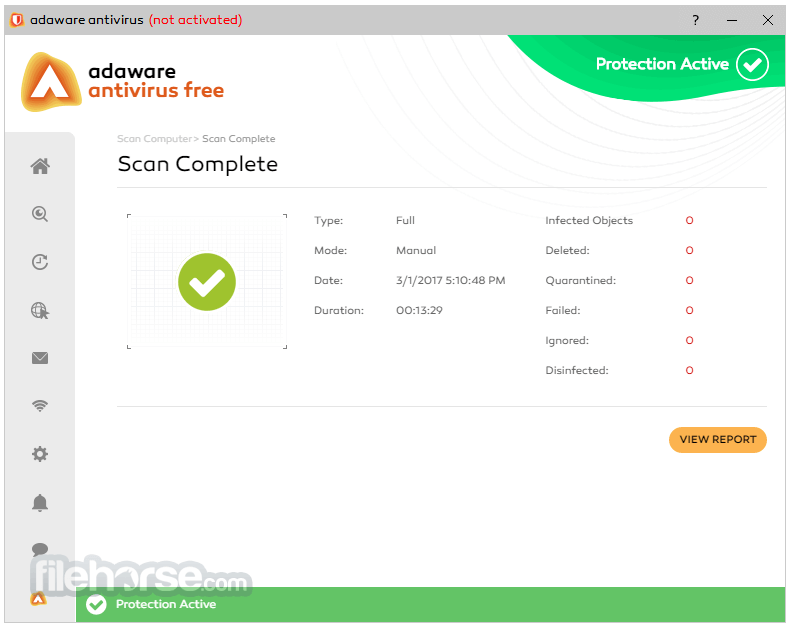 Adaware Antivirus Free 12.3.909.11573 Captura de Pantalla 2