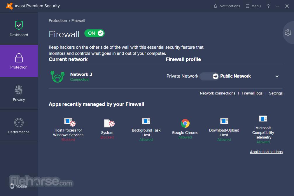 Download  Avast Premium Security for Windows free 2021