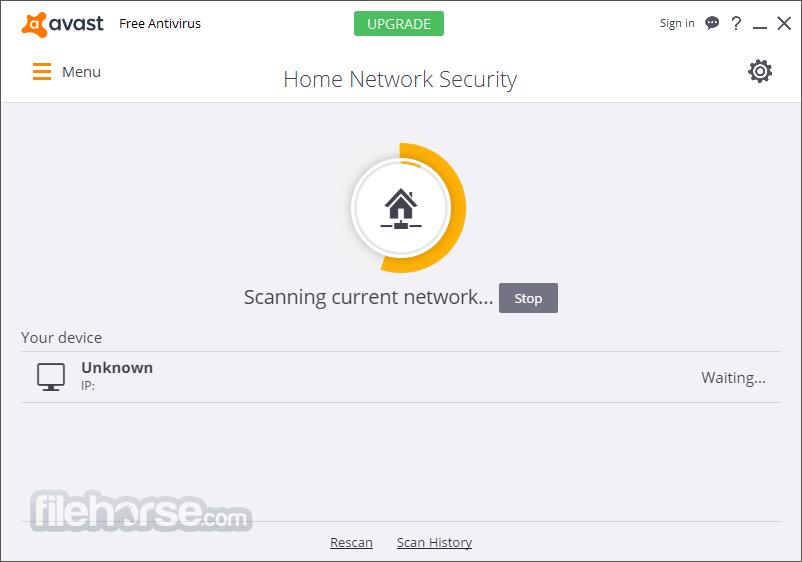 Avast Free Antivirus 11.1.2245 Screenshot 4
