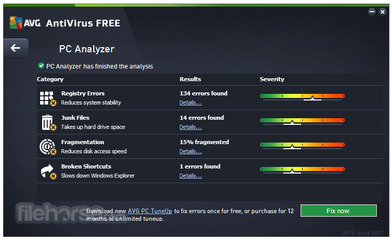 AVG AntiVirus Free 20.5.5410.0 (32-bit) Screenshot 4