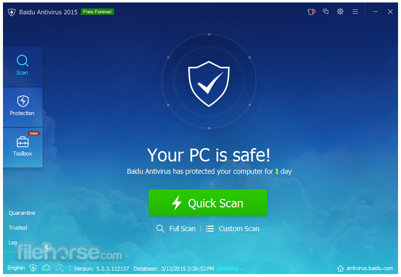 Baidu Antivirus Download 2021 Latest For Windows 10 8 7