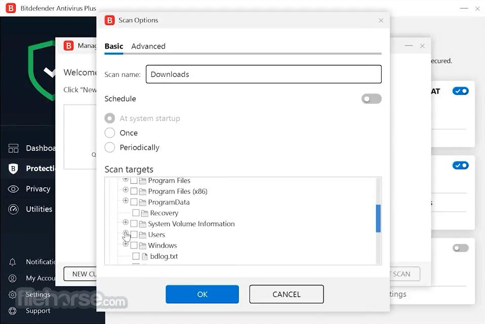 Bitdefender Antivirus Plus 2016 Build 20.0.29.1517 (32-bit) Screenshot 3