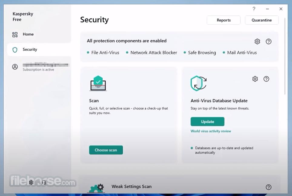 Kaspersky Free 18.0.0.405 Screenshot 2