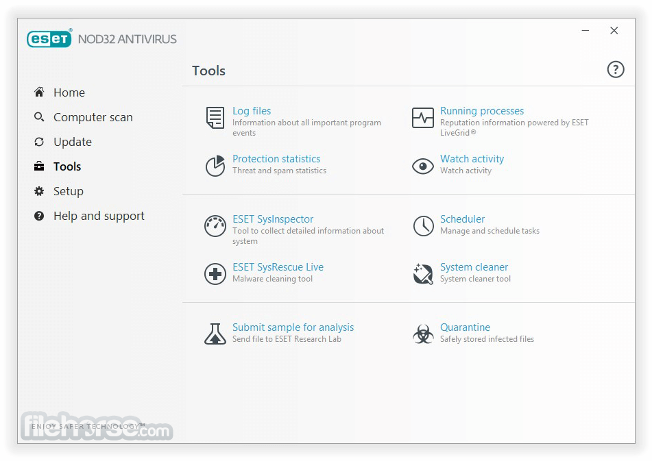 NOD32 AntiVirus 11.1.54.0 (64-bit) Captura de Pantalla 3